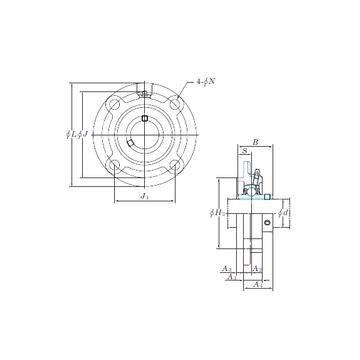 Buy UCFCX15-47 KOYO Bearing Units - Better-Parts Mechanical